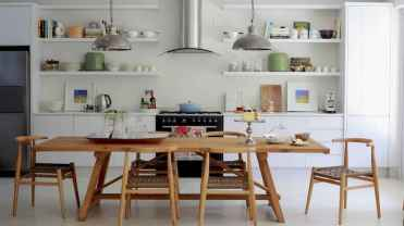 120 beautiful small kitchen design ideas and remodel to inspire your kitchen beautiful (80)