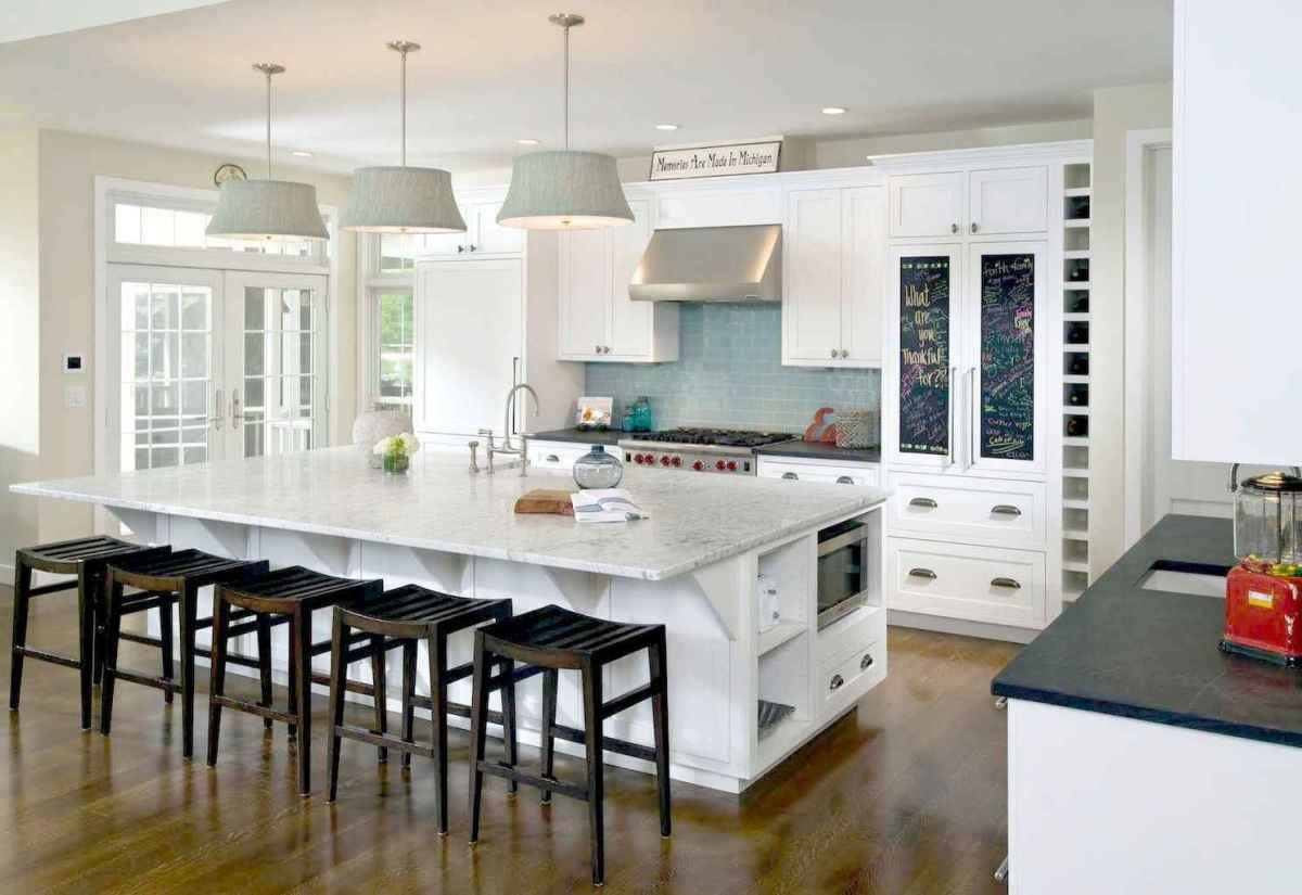 120 beautiful small kitchen design ideas and remodel to inspire your kitchen beautiful (85)