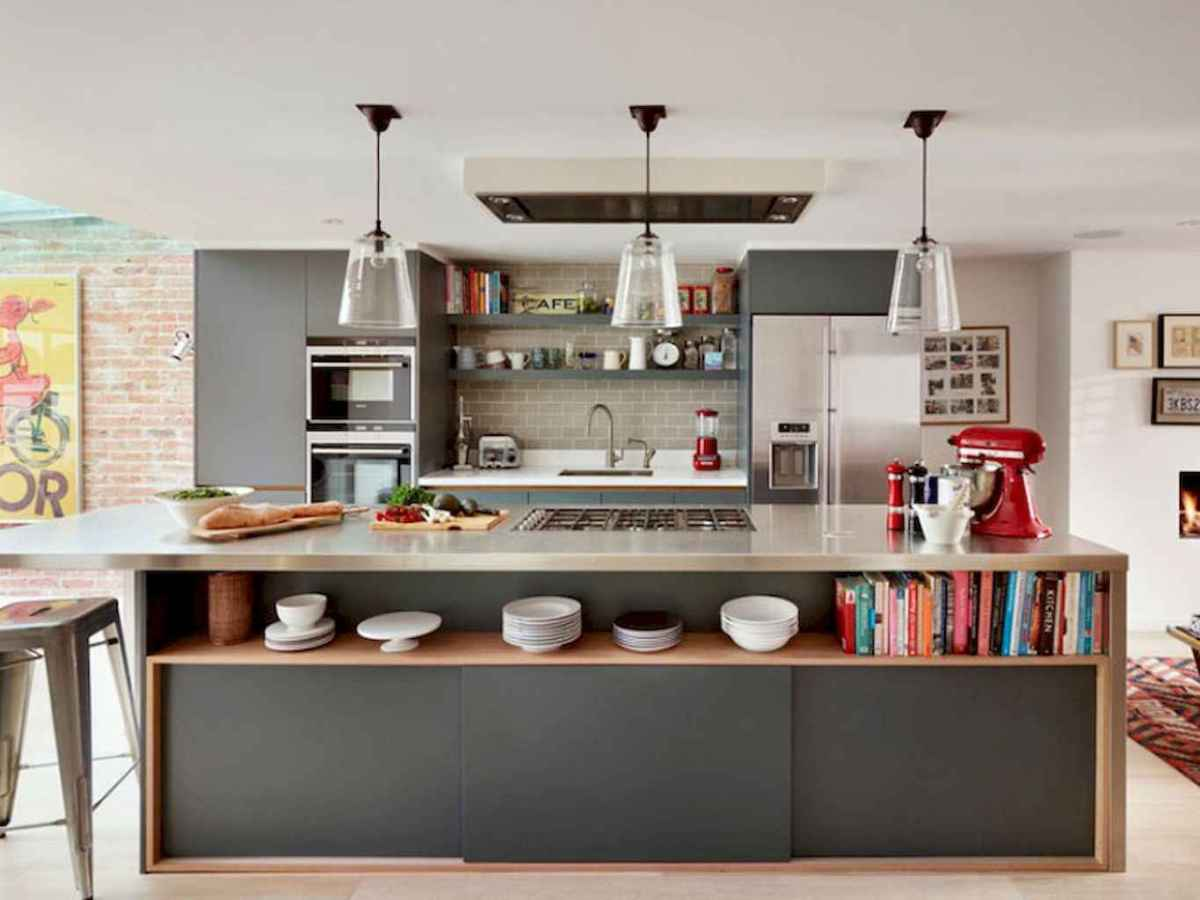 120 beautiful small kitchen design ideas and remodel to inspire your kitchen beautiful (93)