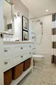 120 best modern farmhouse bathroom design ideas and remodel to inspire your bathroom (102)