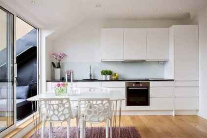 120 inspiring tiny kitchen design ideas and remodel (10)