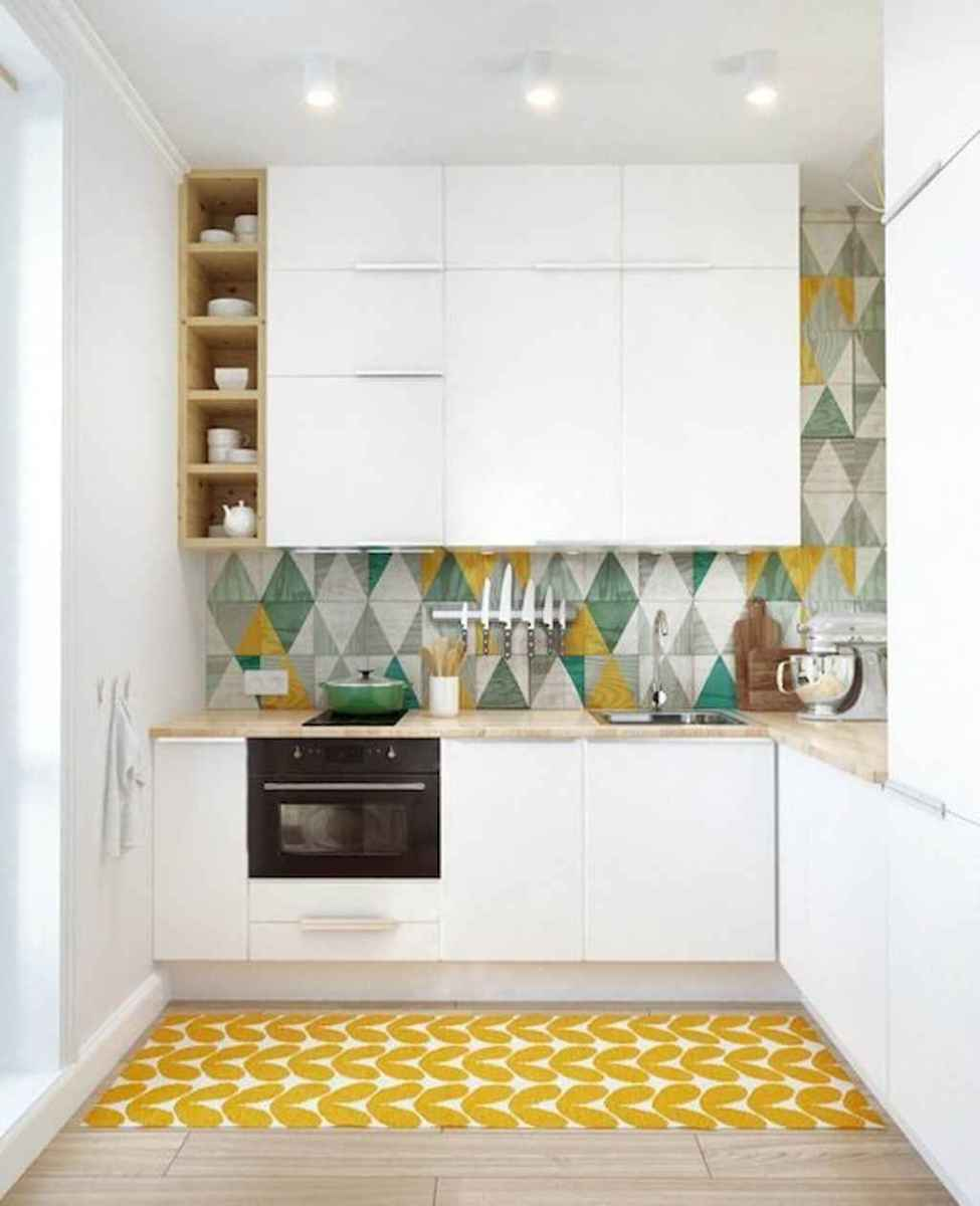 120 inspiring tiny kitchen design ideas and remodel (11)