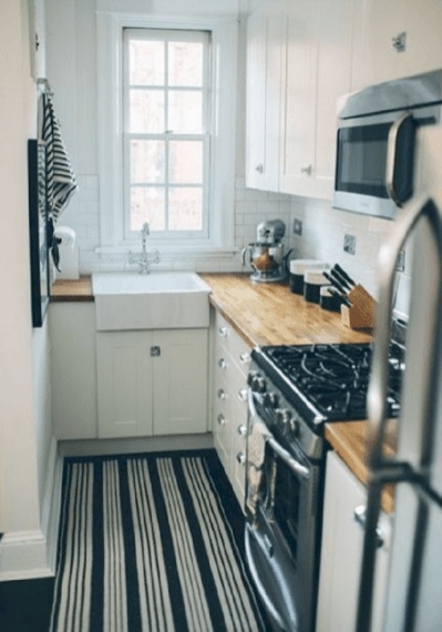 120 inspiring tiny kitchen design ideas and remodel (5)