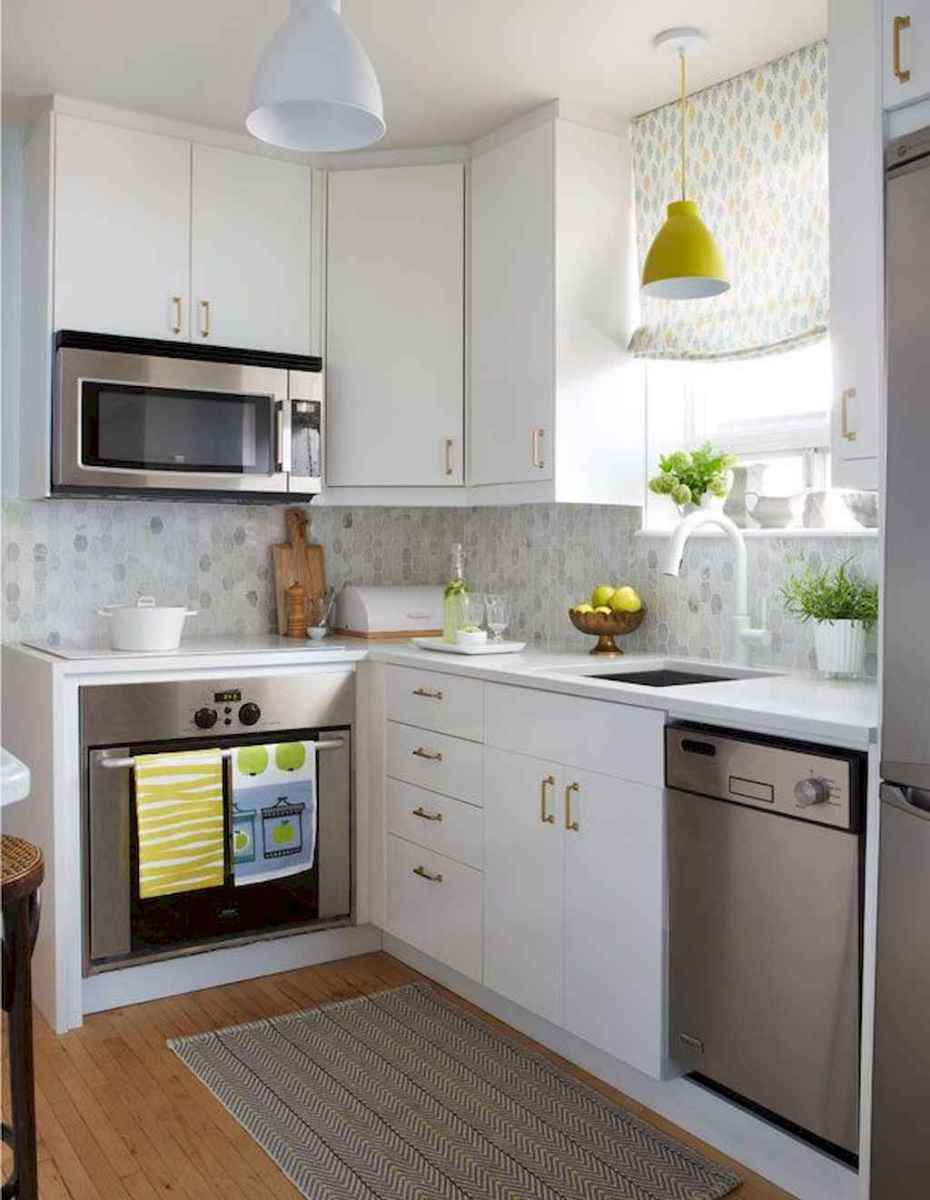 120 inspiring tiny kitchen design ideas and remodel (87)