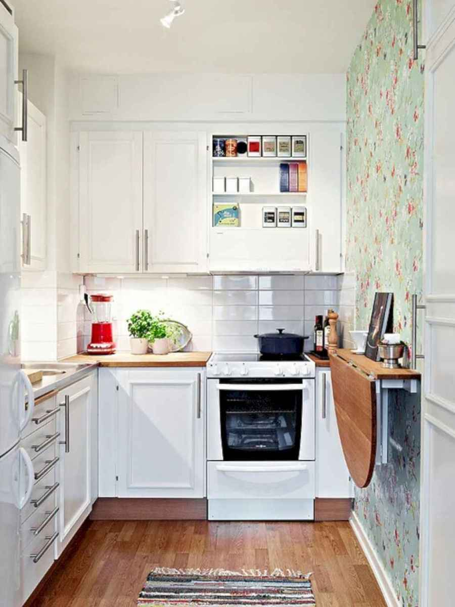 120 inspiring tiny kitchen design ideas and remodel (93)