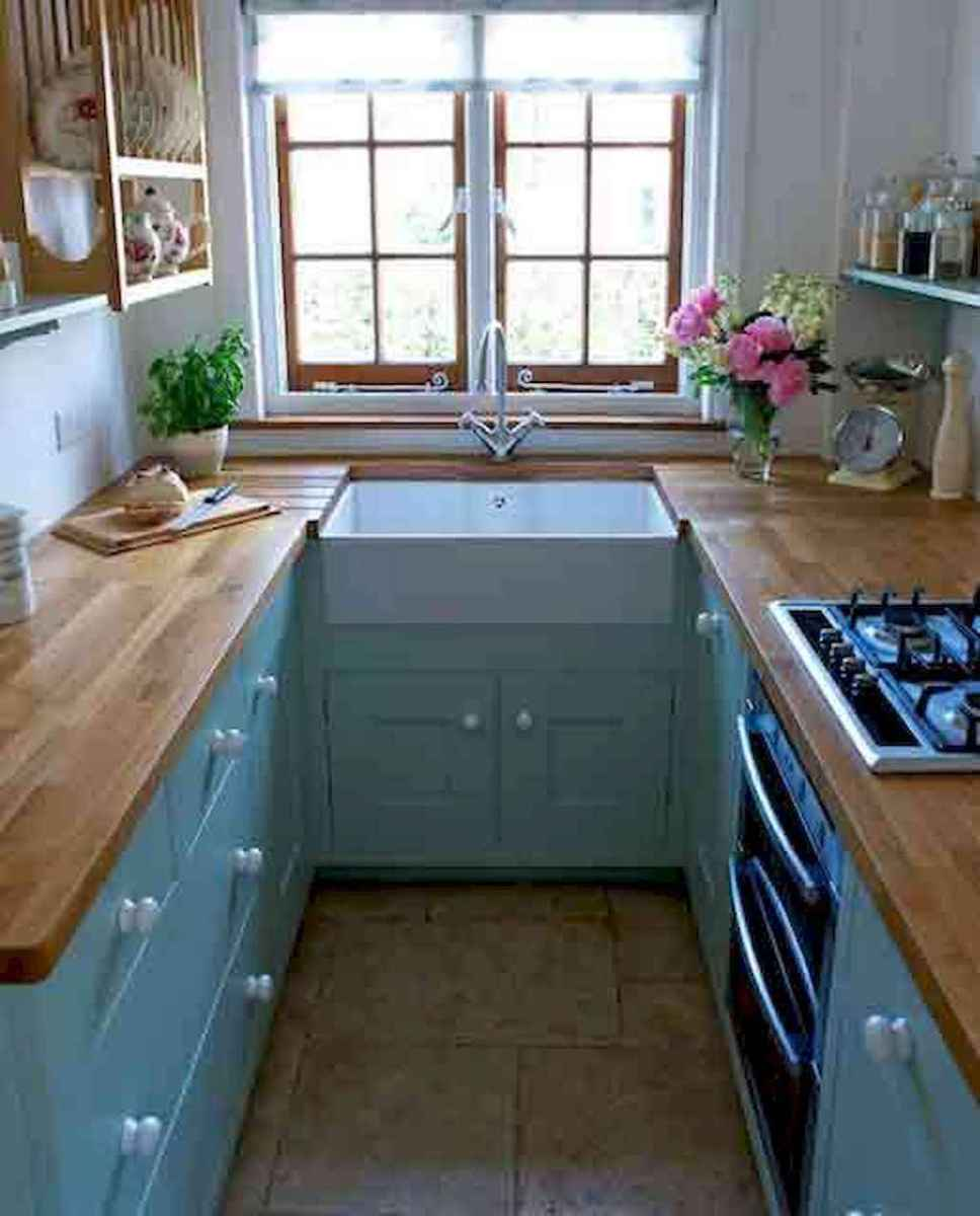 120 inspiring tiny kitchen design ideas and remodel (98)