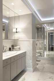 150 stunning farmhouse bathroom tile floor decor ideas and remodel to inspire your bathroom (100)
