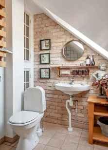 150 stunning farmhouse bathroom tile floor decor ideas and remodel to inspire your bathroom (2)