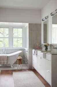 150 stunning small farmhouse bathroom decor ideas and remoddel to inspire your bathroom (103)