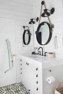150 stunning small farmhouse bathroom decor ideas and remoddel to inspire your bathroom (114)