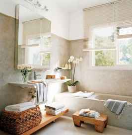 150 stunning small farmhouse bathroom decor ideas and remoddel to inspire your bathroom (135)