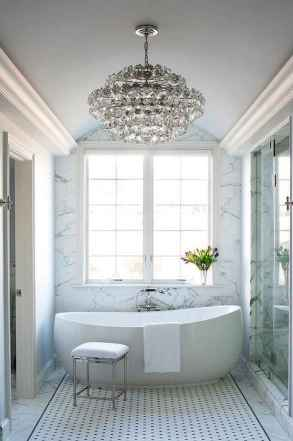 150 stunning small farmhouse bathroom decor ideas and remoddel to inspire your bathroom (80)