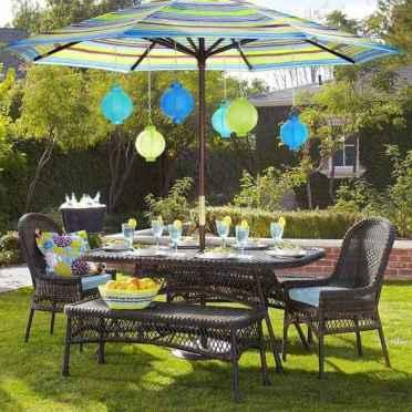 50 awesome backyard summer decor ideas make your summer beautiful (19)