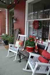 50 beautiful christmas porch decorations ideas and remodel (36)