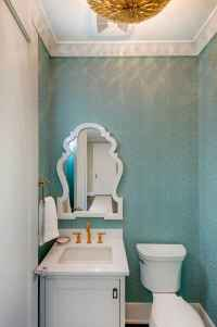 50 small guest bathroom ideas decorations and remodel (7)