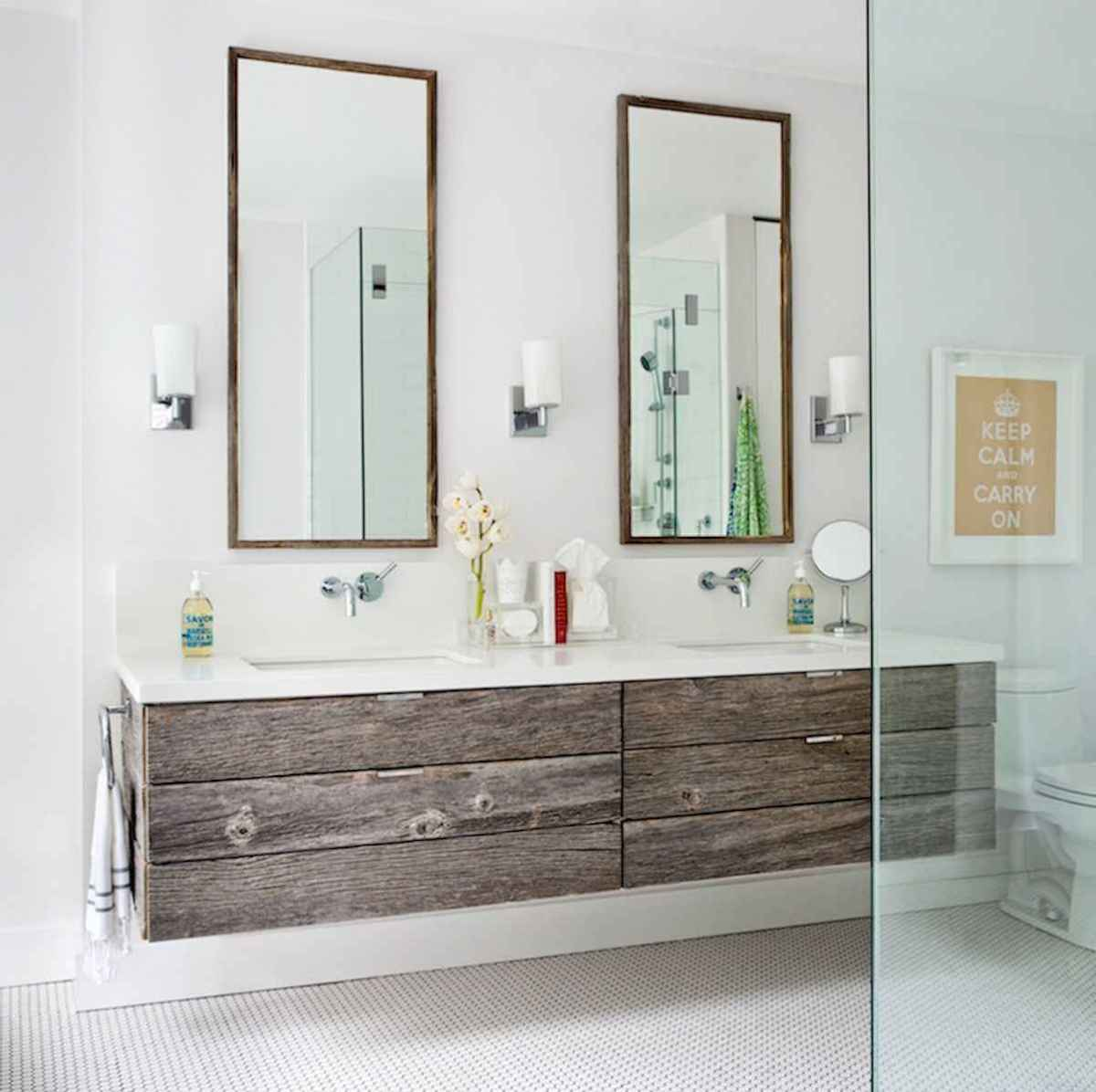 70 modern bathroom cabinets ideas decorations and remodel (38 ...