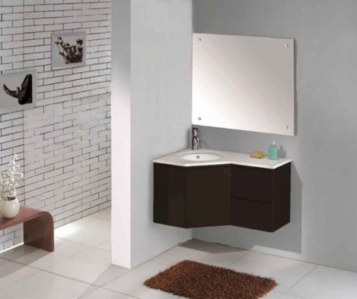 70 modern bathroom cabinets ideas decorations and remodel (5)