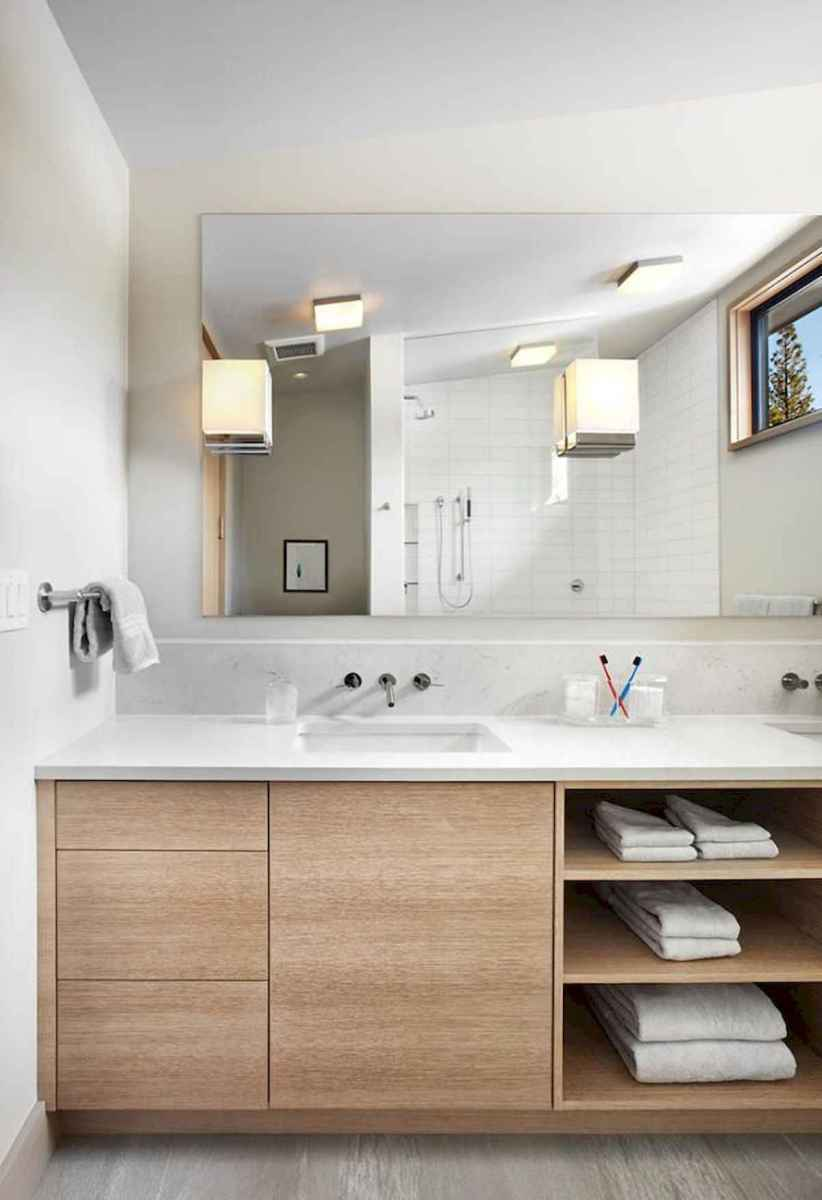 70 modern bathroom cabinets ideas decorations and remodel (8)