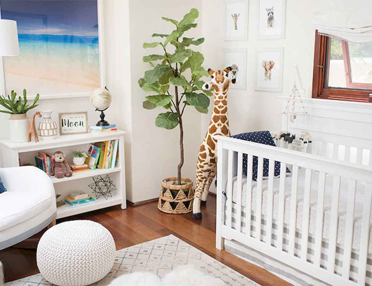 80 stunning neutral nursery design ideas and remodel (14)