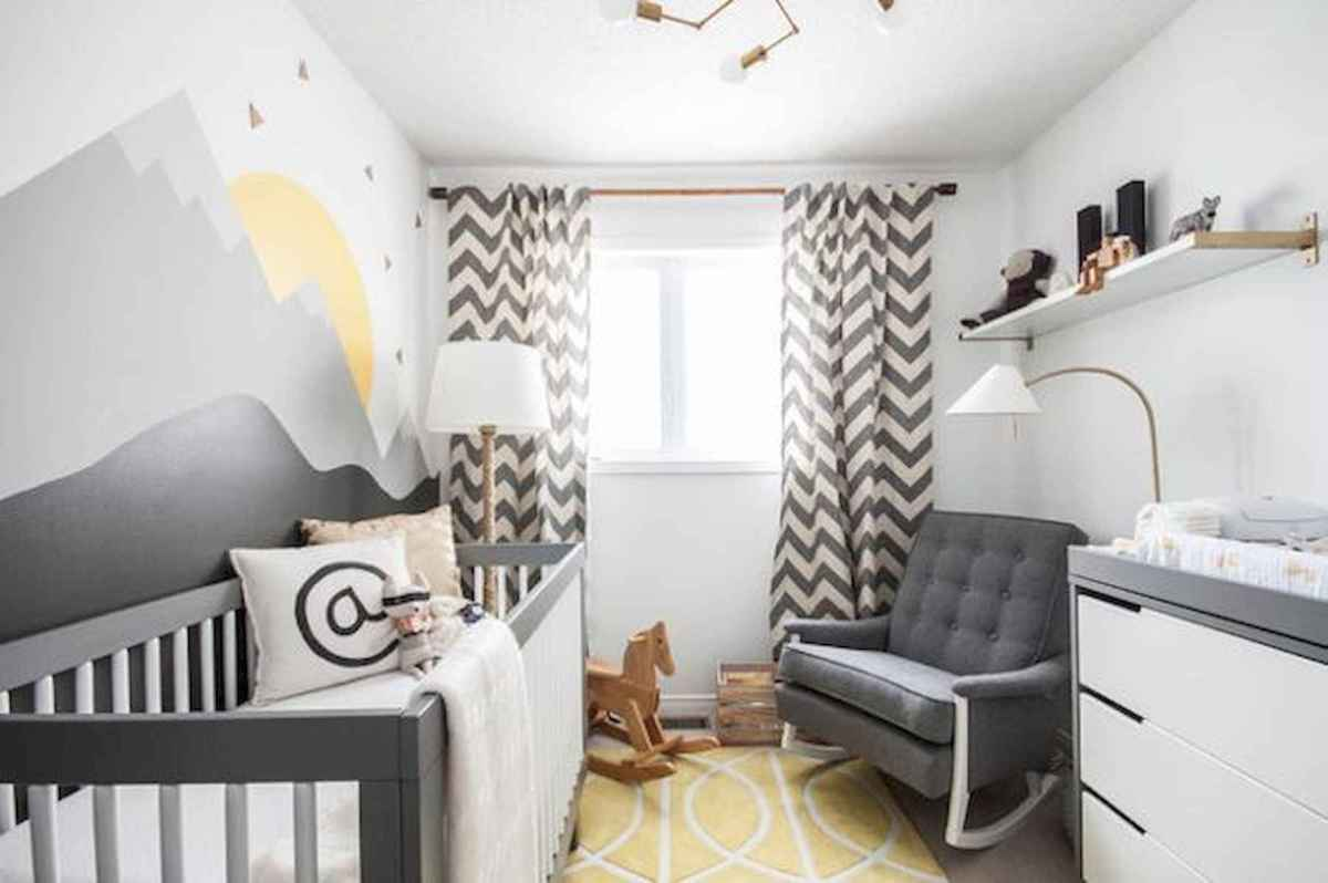 80 stunning neutral nursery design ideas and remodel (4)