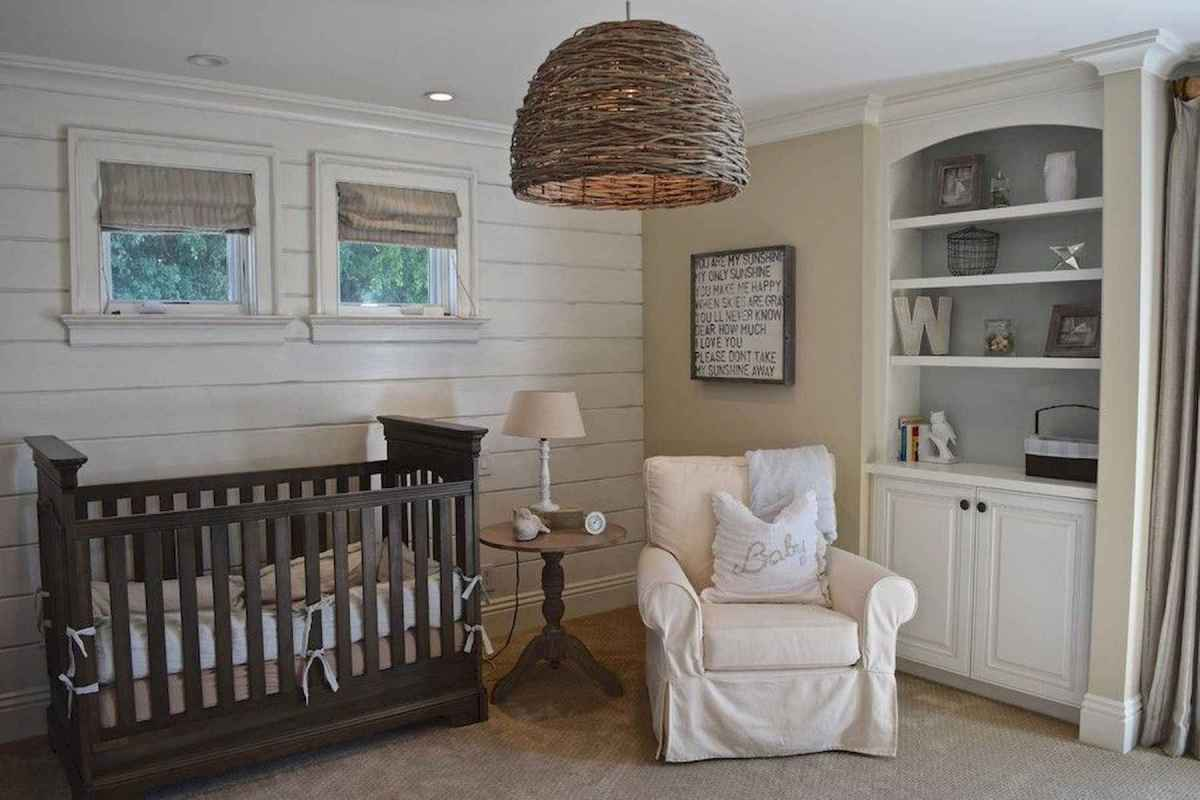 80 stunning neutral nursery design ideas and remodel (45)