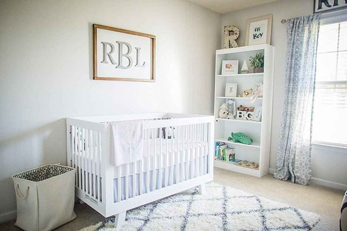 80 stunning neutral nursery design ideas and remodel (47)
