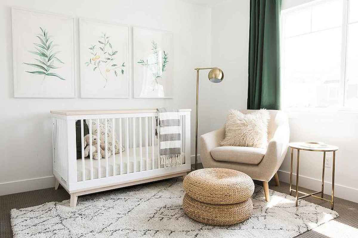 80 stunning neutral nursery design ideas and remodel (72)