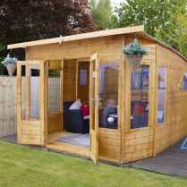 90 beautiful summer house design ideas and makeover make your summer awesome (37)