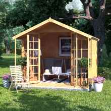 90 beautiful summer house design ideas and makeover make your summer awesome (60)