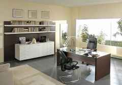90 stunning home office design ideas and remodel make your work comfortable (69)