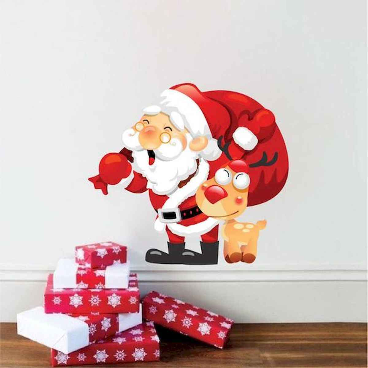 35 awesome apartment christmas decorations ideas (30)