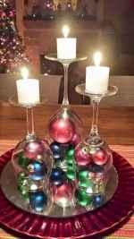 35 beautiful christmas decorations table centerpiece (12)