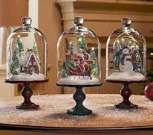 35 beautiful christmas decorations table centerpiece (13)