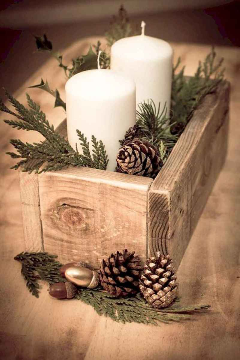 35 beautiful christmas decorations table centerpiece (30)