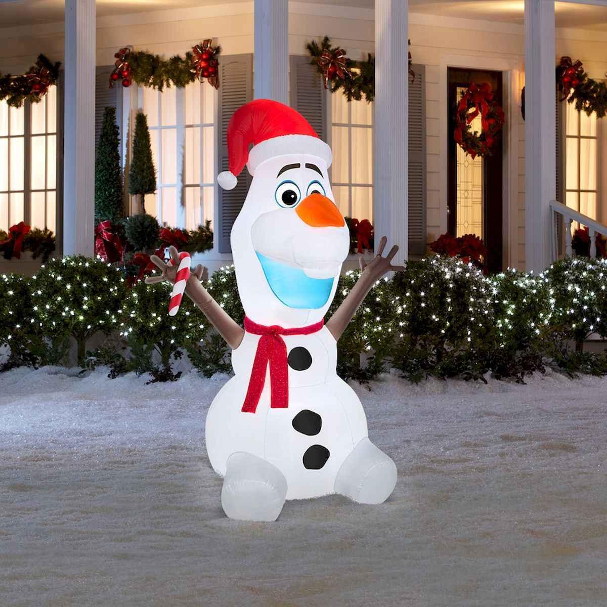40 amazing outdoor christmas decorations ideas (19)