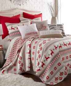 40 awesome bedroom christmas decorations ideas (5)