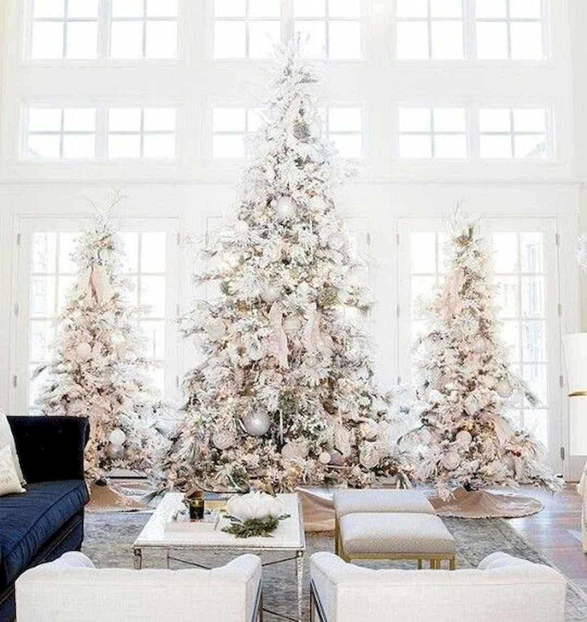 40 elegant christmas tree decorations ideas (2)
