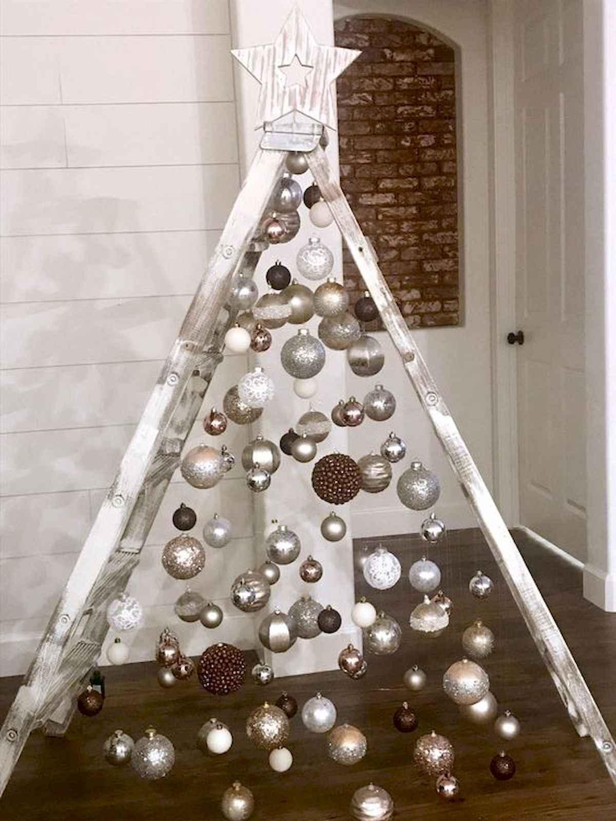 40 unique christmas tree ideas decorations (11)