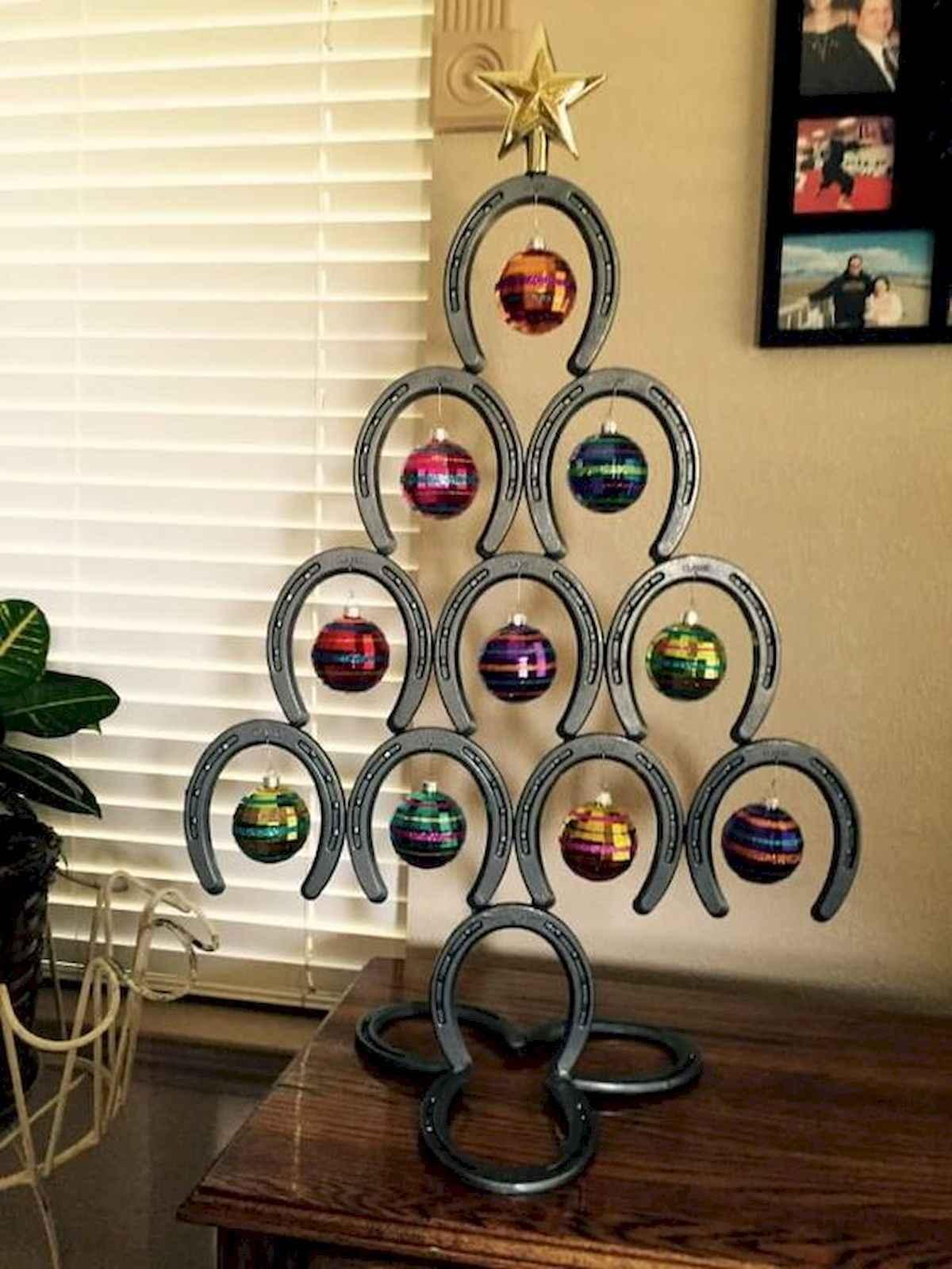 40 unique christmas tree ideas decorations (13)