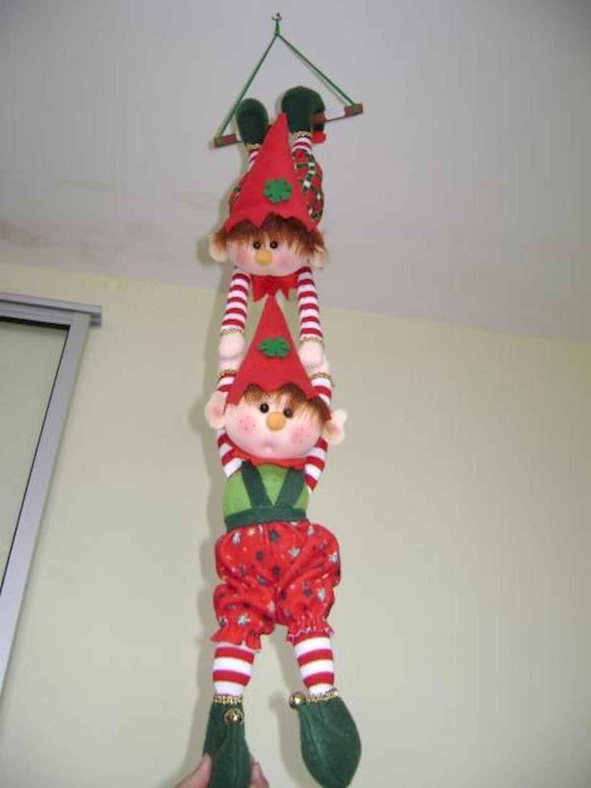 40 unique christmas tree ideas decorations (23)