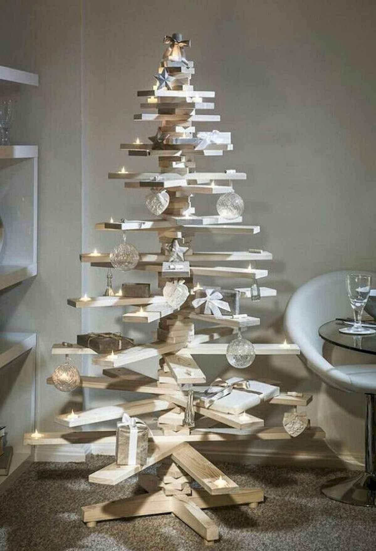 40 unique christmas tree ideas decorations (29)