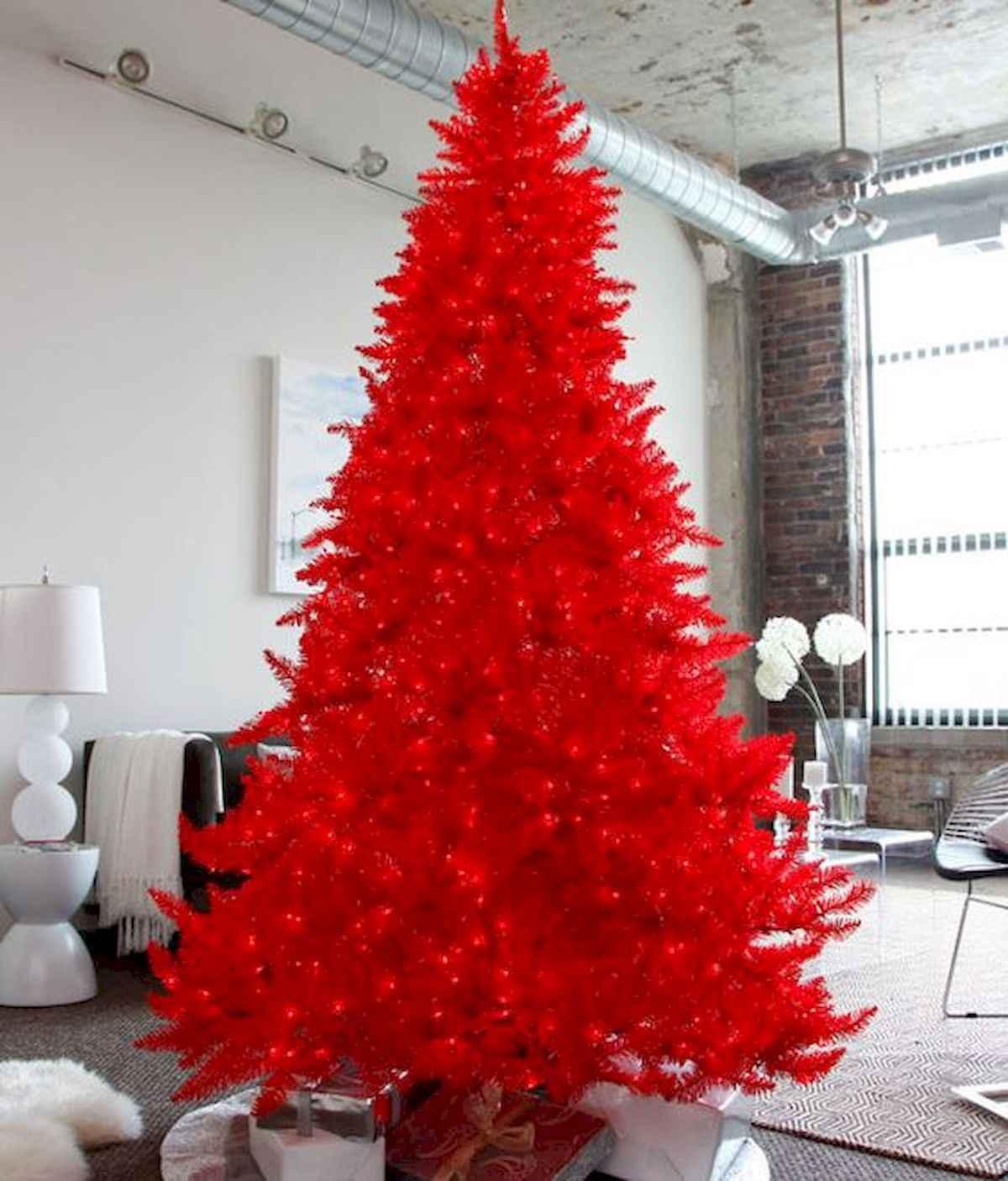 40 unique christmas tree ideas decorations (32)