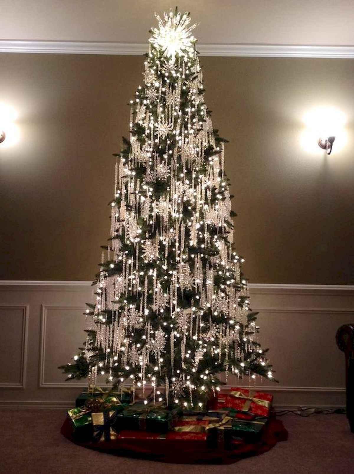 40 unique christmas tree ideas decorations (34)