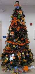 40 unique christmas tree ideas decorations (35)