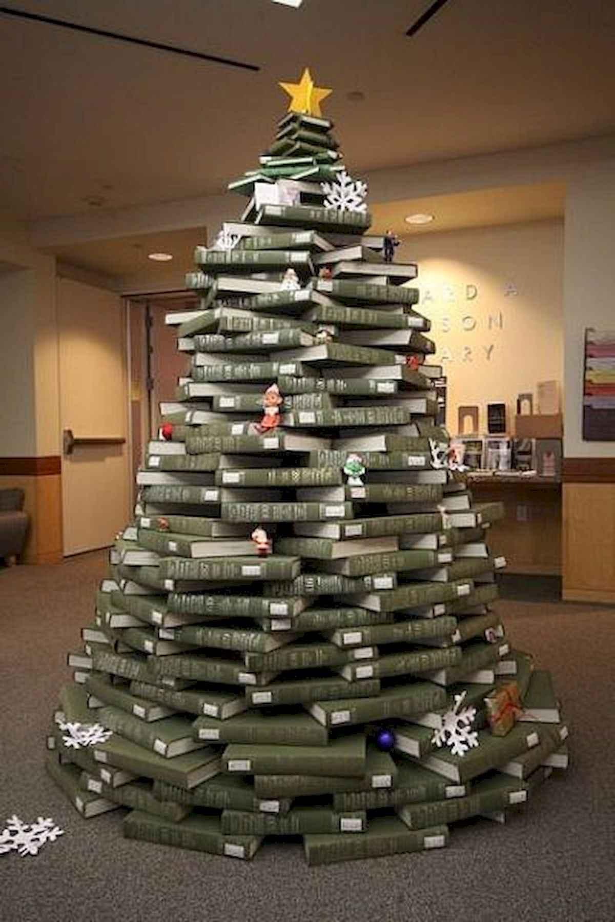 40 unique christmas tree ideas decorations (8)