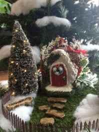 45 beautiful christmas fairy garden ideas decorations (19)