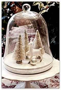 45 beautiful christmas fairy garden ideas decorations (30)