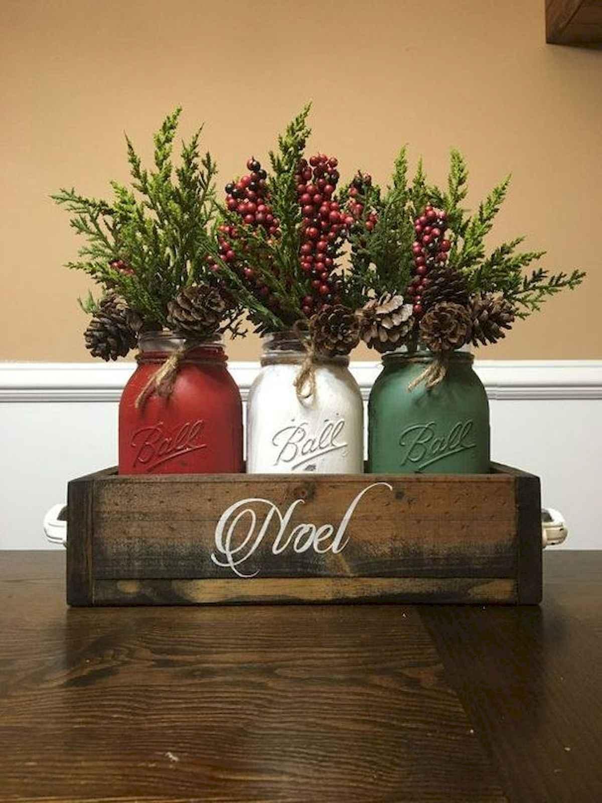 50 diy christmas decorations ideas (12)