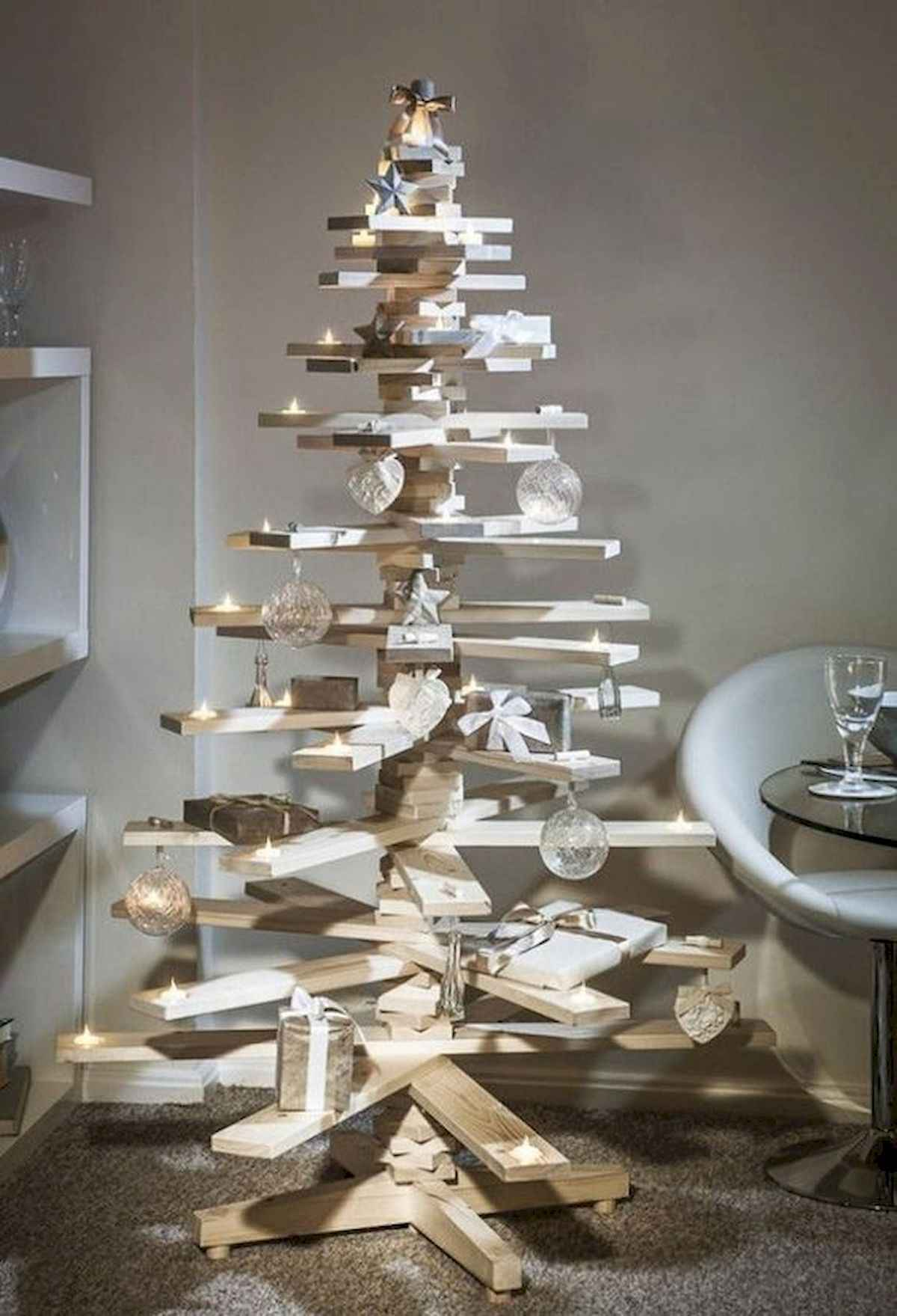 60 awesome christmas tree decorations ideas (43)
