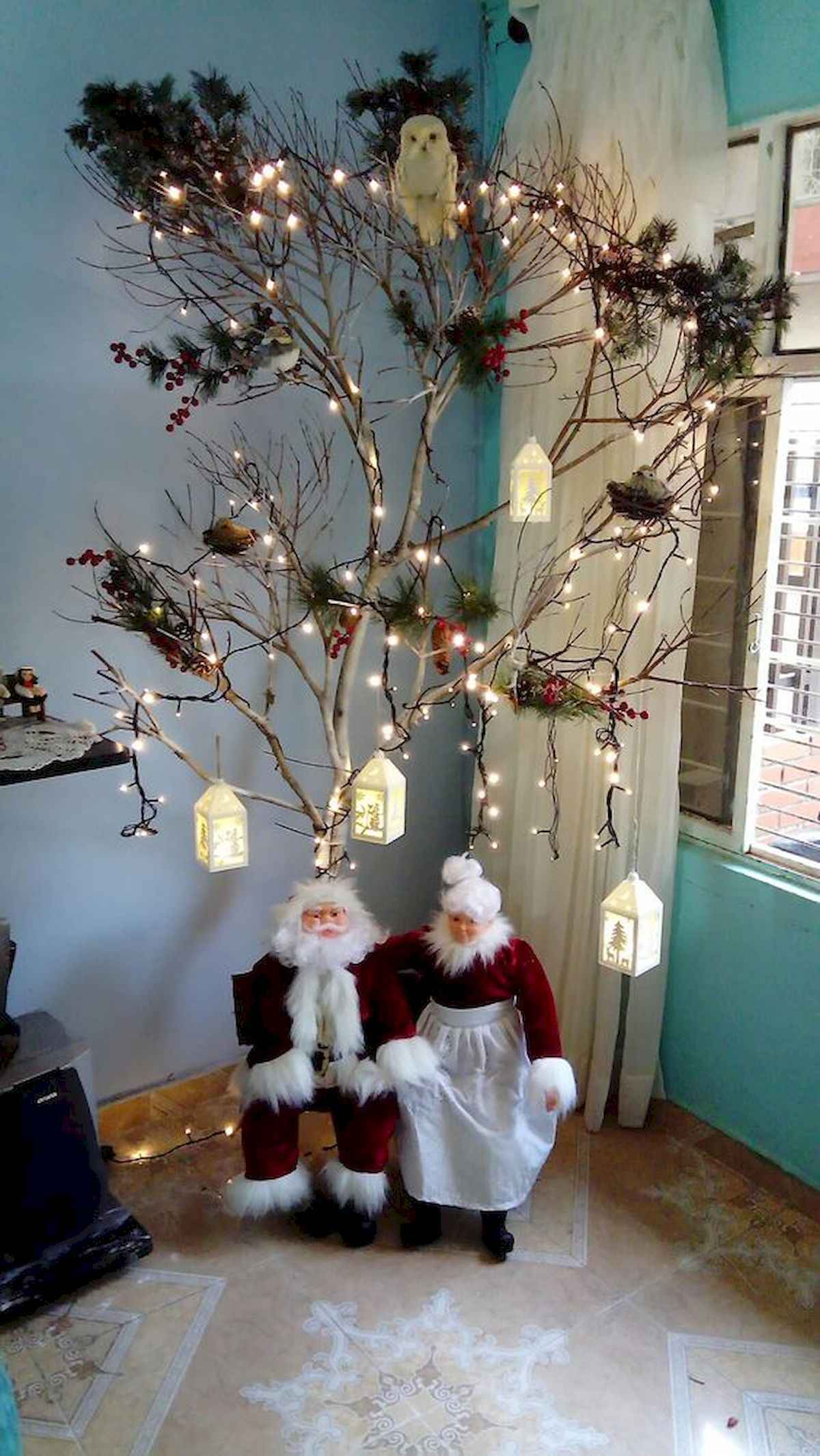 60 awesome christmas tree decorations ideas (46)